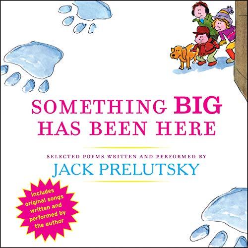 Something Big Has Been Here audiobook cover art