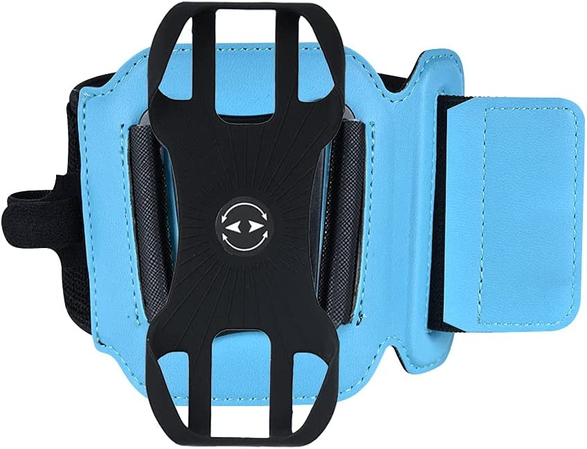 Running Armband 360° Manufacturer regenerated product Super beauty product restock quality top Rotatable Phone Cell Forearm A