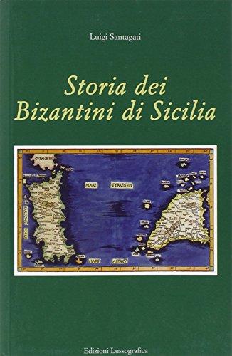 Storia dei bizantini di Sicilia
