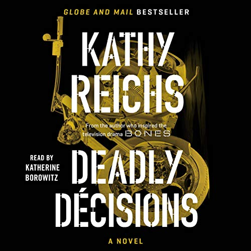 Deadly Decisions audiobook cover art