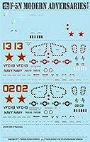 トゥーボブス 48-258 F-5N モダンアドバーサリー