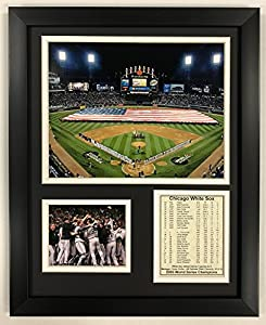 """Legends Never Die Chicago White Sox 2005 MLB World Series - U.S. Cellular Field Collectible 