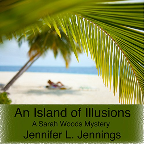 An Island of Illusions audiobook cover art