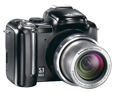 Kodak Easyshare P850 5.1 MP Digital Camera with 12x Image Stabilized Zoom