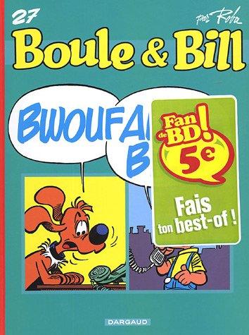 Boule et Bill , tome 27 : Bwoufallo Bill