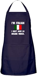 aprons with italian sayings