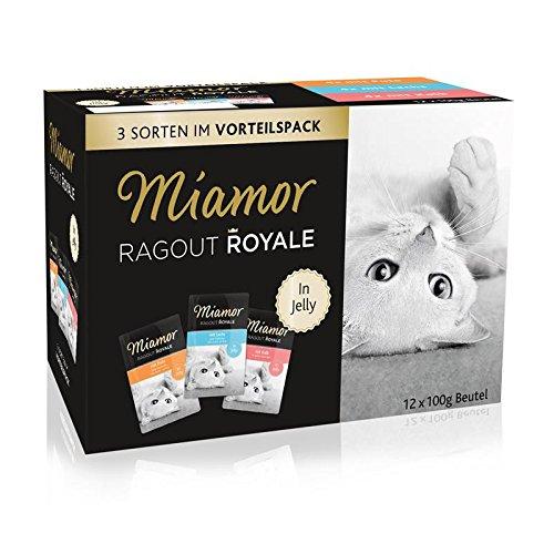 Miamor Ragout Royale in Jelly | 48x100g Katzenfutter