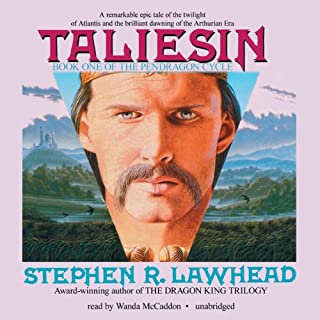 Taliesin audiobook cover art