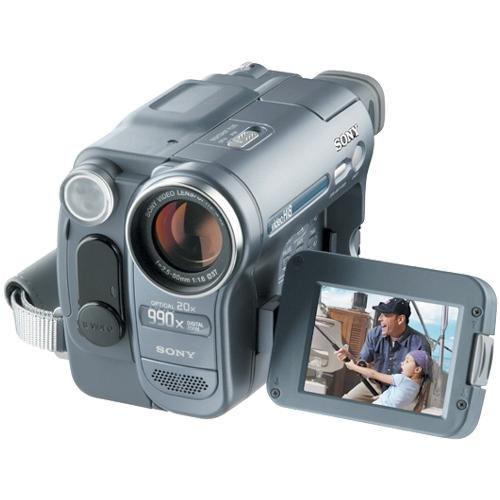 Check Out This SONY CCD-TRV238E Hi8(TM) Handycam