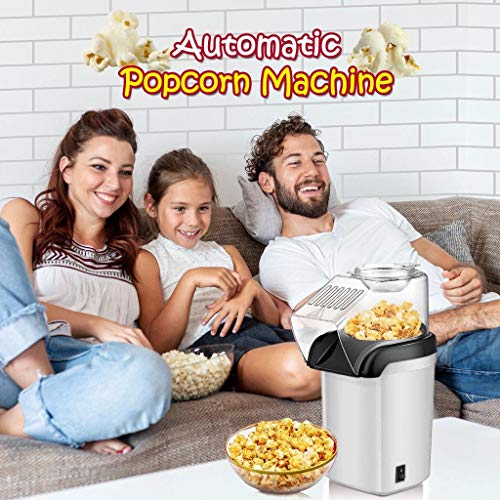 Why Choose Lemoning Kitchen Essentials for New Home, Household Children's Automatic Popcorn Machine ...