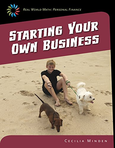 Starting Your Own Business (21st Century Skills Library: Real World Math) (English Edition)