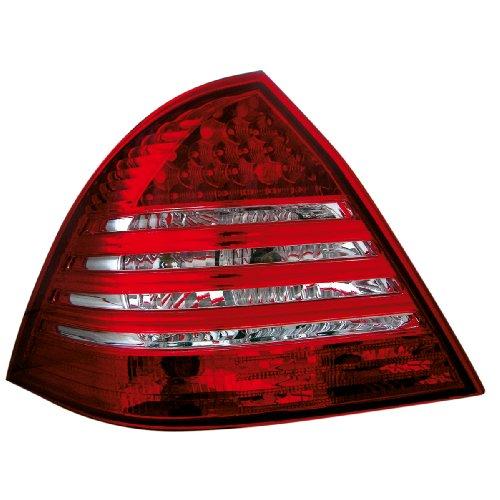 Dectane RMB09LRC LED Rückleuchten Rot/Kristall