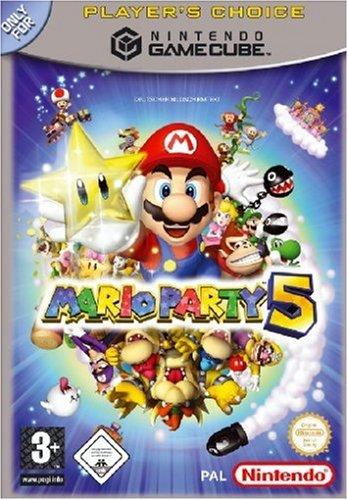 Mario Party 5 (Player's Choice)