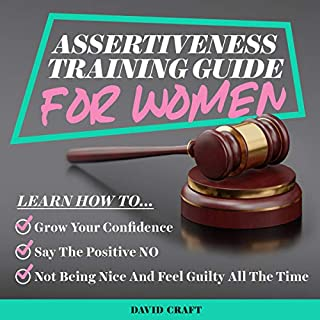 Assertiveness Training Guide for Women cover art