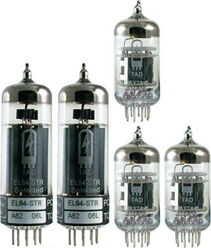 Vacuum Tube Set for Fender Blues Jr, Tube Amp Doctor brand tubes