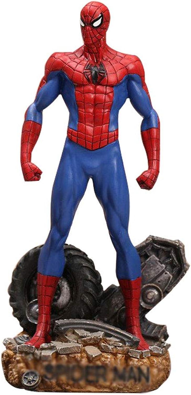 entrega rápida YIN YIN Figuras Figuras Figuras de acción súper héroe Spiderman Figuras de Acción Juguetes Brinquedos Anime Spider Man Coleccionables Modelo Niños Juguete 30 CM Juguete  te hará satisfecho