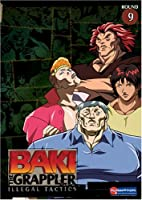 Baki the Grappler 9: Illegal Tactics [DVD] [Import]