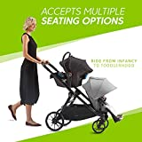Baby Jogger City Select LUX Stroller | Baby Stroller with 20 Ways...