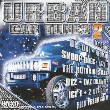 Urban Car Tunes Vol.2