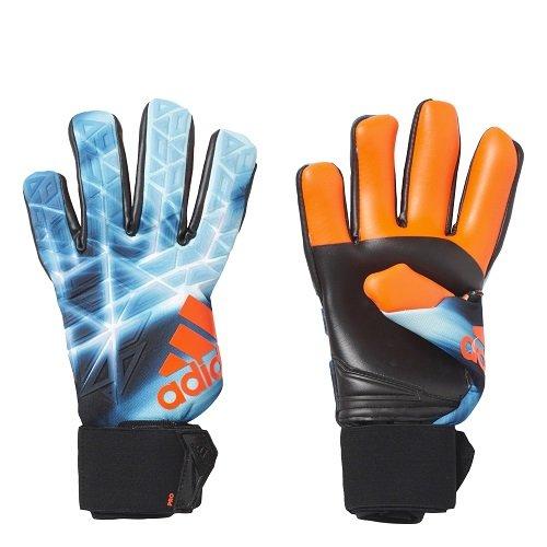 adidas Ace Trans Pro Manuel Neuer–Guantes de Portero, Todo el año, Infantil, Color Energy Blue s17/Black, tamaño 5