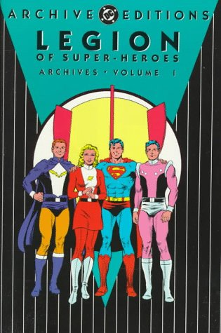 Legion of Super-Heroes - Archives, VOL 01