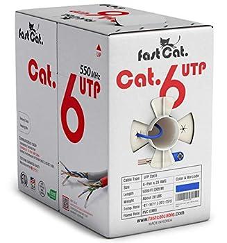 bulk cat6 ethernet cable