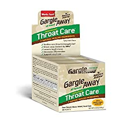 Gargle Away Throat Care - All Natural