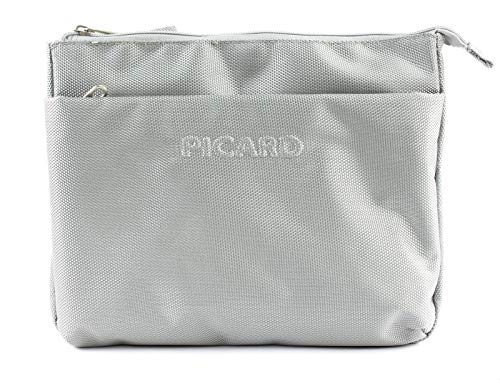 Picard Hitec XS Zip Shoulderbag Silber