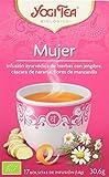 Yogi Tea Mujer - Paquete de 6 x 17 Sobres - Total: 102 Sobres