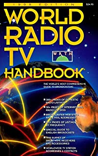 The World's Most Comprehensive Guide to Broadcasting: 52 (World Radio and TV Handbook)