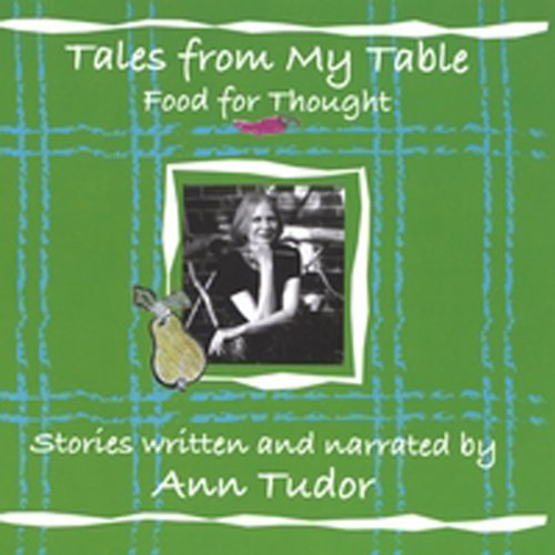 Tales from My Table audiobook cover art
