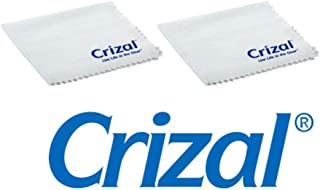 Crizal Lens Cleaning Cloth 2 Pack (6.5