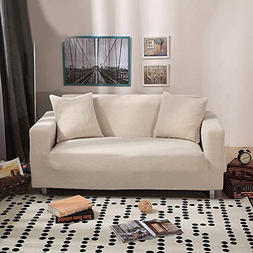 Raguso Funda Transpirable súper Suave, Lavable a máquina, Bien protegida para Dormitorio, Oficina,(Single Seat 90-140cm)
