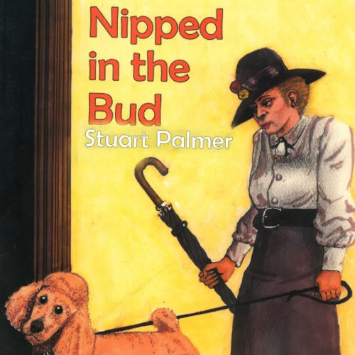 Nipped in the Bud audiobook cover art