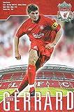 FC Liverpool Fußball - Poster Liverpool Gerrad 06/07