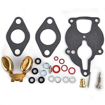 Carburetor Rebuild Repair Kit w/Float For Engine VH4D VHD TJD Replaces LQ39