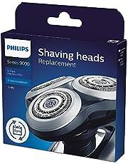 Głowice golące Philips z serii 9000 - Zgodność z głowicami Shaver 9000 - Prosta wymiana - Wbudowana funkcja przypomnienia o wymianie - SH90/70