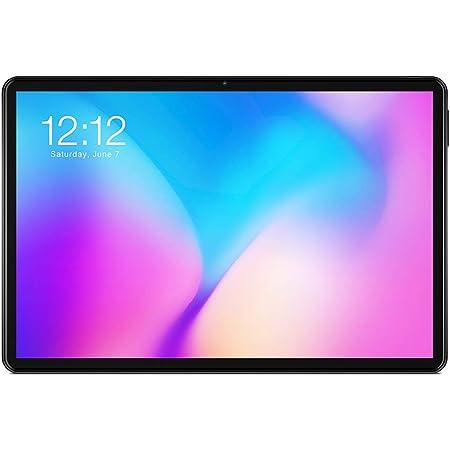 TECLAST Tablet T30 10.1 FHD 8 Núcleos Android 9.0 4GB RAM 64GB ROM WiFi 4G Tableta GPS 5.0MP +8.0MP Cámara 8000mAh Batería - Negro