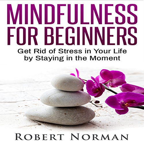 Mindfulness for Beginners audiobook cover art
