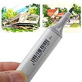Copic Sketch Markers Art Markers Set, para dibujar, colorear adultos, caligrafía, dibujo e ilustración marcadores Art Markers(36 colors)
