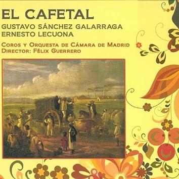 Zarzuela: El Cafetal