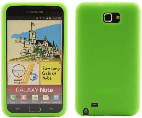 Luxburg Diamond Design custodia Cover per Samsung Galaxy Note GT-N7000 colore viola ametista, custodia in silicone TPU