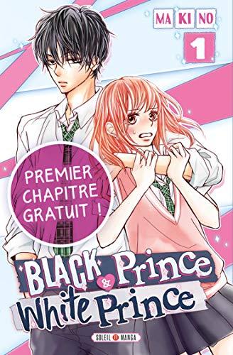 Couverture du livre Black Prince & White Prince Vol. 1: Chapter One