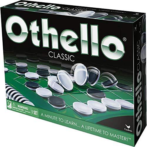 Spin Master Games Othello, taktisches Brettspiel (inkl. deutscher Anleitung)