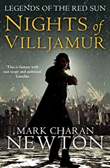Nights of Villjamur: Legends of the Red Sun 1 by [Mark Charan Newton]