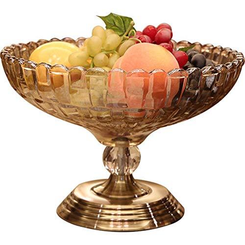 Fruteros Bandeja de fruta, fruta Bowl, placas porción de fr
