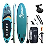 Riber 322 iSUP - Inflatable Paddleboard - 10'5' - Beginner - Accessories Included