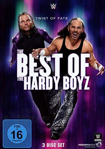 WWE: Twist Of Fate: The Best Of The Hardy Boyz [3 DVDs]