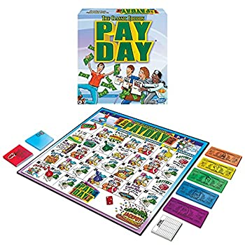 Winning Moves Games Pay Day The Classic Edition Multicolor