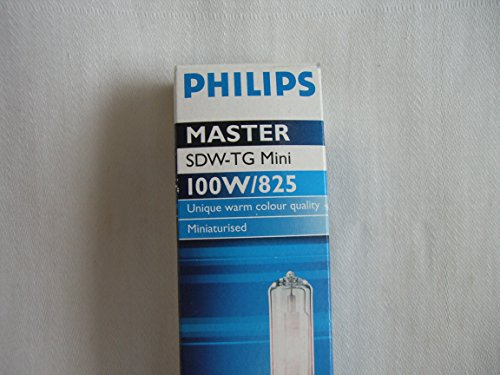 Philips Natriumdampf-Hochdrucklampe SDW-TG GX12-1 colour: 825 MASTER MINI 100W